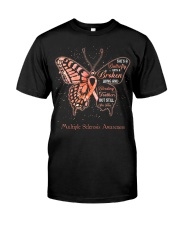 Multiple Sclerosis Classic T-Shirt front