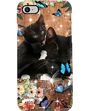 Black Cat Phone Case i-phone-7-case