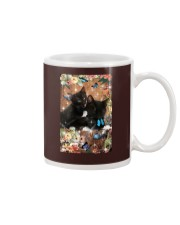 Black Cat Mug tile
