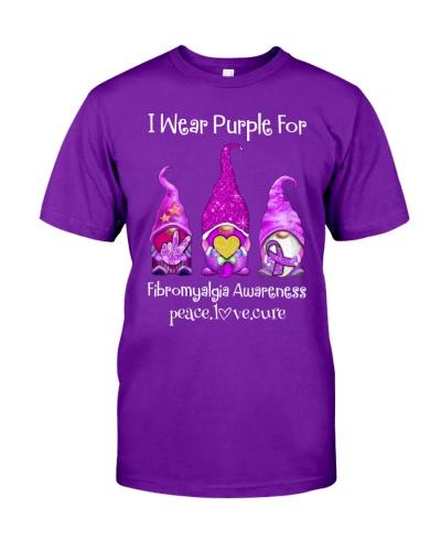 Fibromyalgia Purple