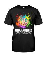 Art Teacher Classic T-Shirt front