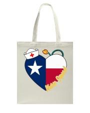 texas nurse Tote Bag thumbnail