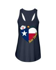 texas nurse Ladies Flowy Tank thumbnail