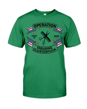 HairStylist Operation  Premium Fit Mens Tee thumbnail