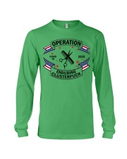 HairStylist Operation  Long Sleeve Tee thumbnail