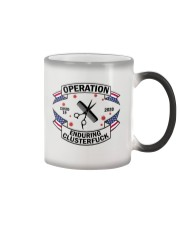 HairStylist Operation  Color Changing Mug thumbnail