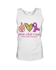 Breast Cancer Unisex Tank thumbnail