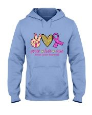 Breast Cancer Hooded Sweatshirt thumbnail