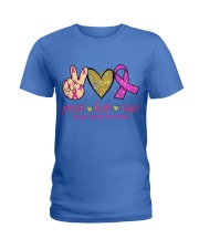 Breast Cancer Ladies T-Shirt thumbnail