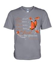 MS Trust V-Neck T-Shirt thumbnail