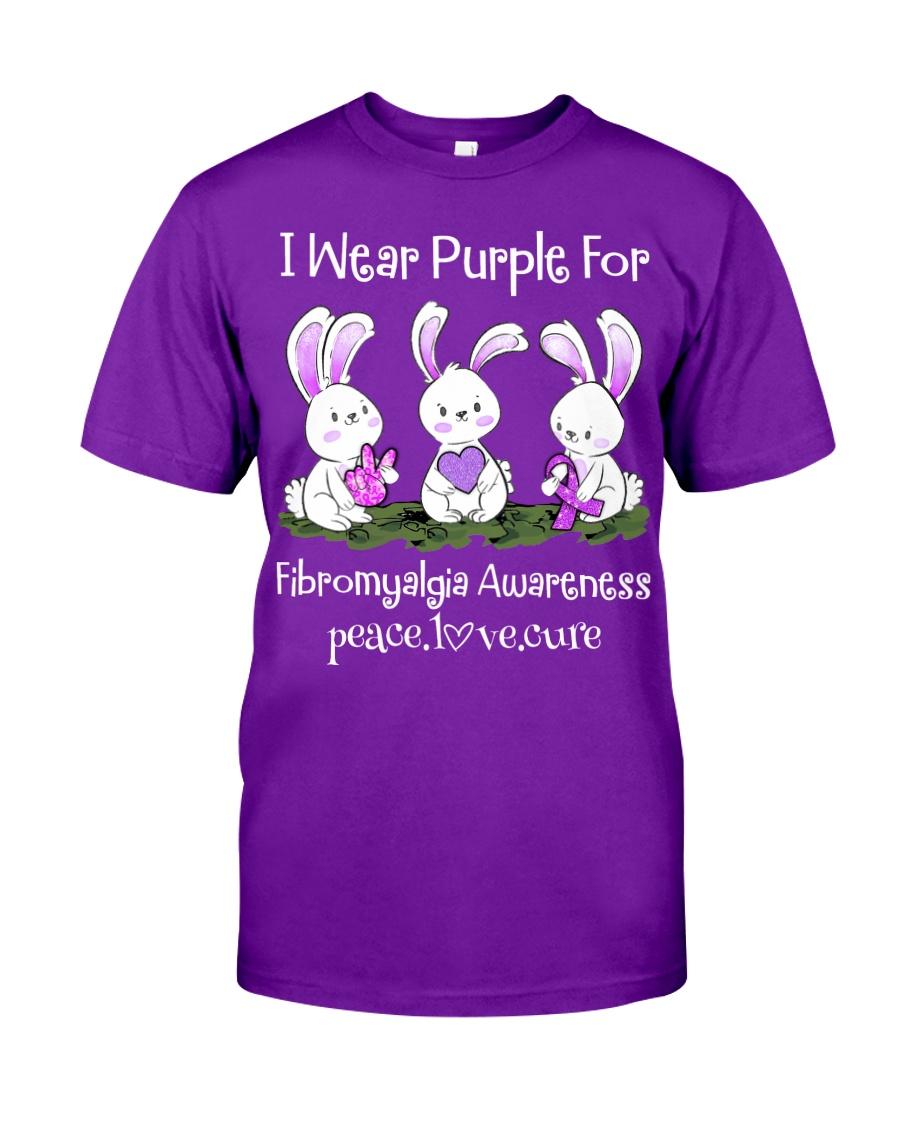 Fibromyalgia  Classic T-Shirt