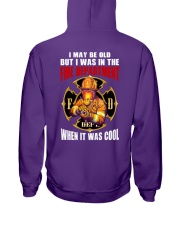 Firefighter  Hooded Sweatshirt thumbnail