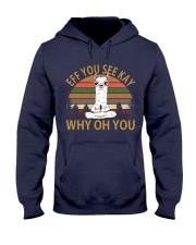 llama 1 Hooded Sweatshirt thumbnail