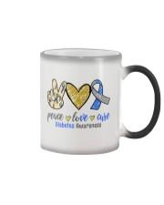 Diabetes Color Changing Mug thumbnail