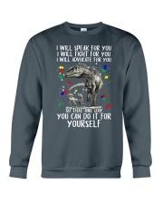 Mom I will speak for you Crewneck Sweatshirt thumbnail