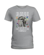 Mom I will speak for you Ladies T-Shirt thumbnail