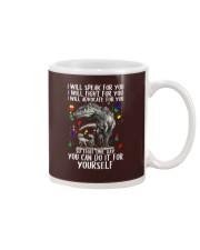 Mom I will speak for you Mug thumbnail