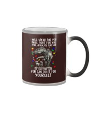 Mom I will speak for you Color Changing Mug thumbnail