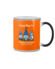 Diabetes Blue  Color Changing Mug thumbnail