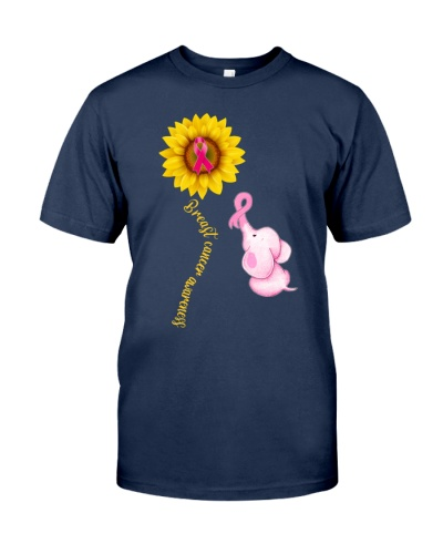 Breast Cancer Sunflower