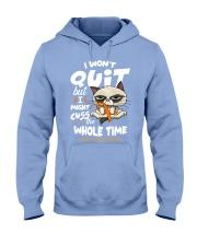 MS Cuss Hooded Sweatshirt thumbnail