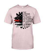 Firefighter They whispered Premium Fit Mens Tee thumbnail