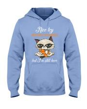 MS cat  Hooded Sweatshirt thumbnail