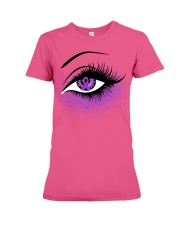 Fibromyalgia Premium Fit Ladies Tee thumbnail