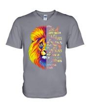MS V-Neck T-Shirt thumbnail