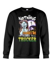 Trucker Crewneck Sweatshirt thumbnail