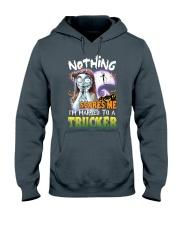Trucker Hooded Sweatshirt thumbnail