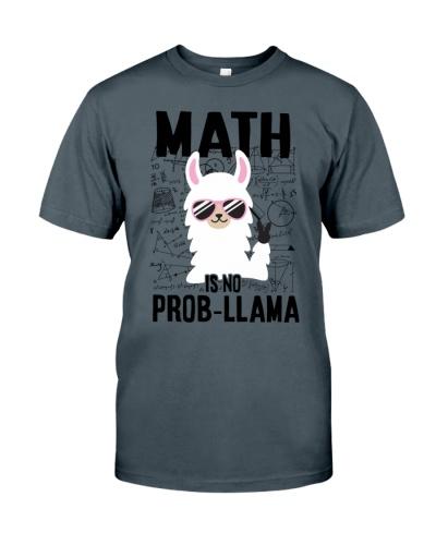 Math teacher is no prob-llama