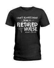 Nurse Enjoy Ladies T-Shirt thumbnail