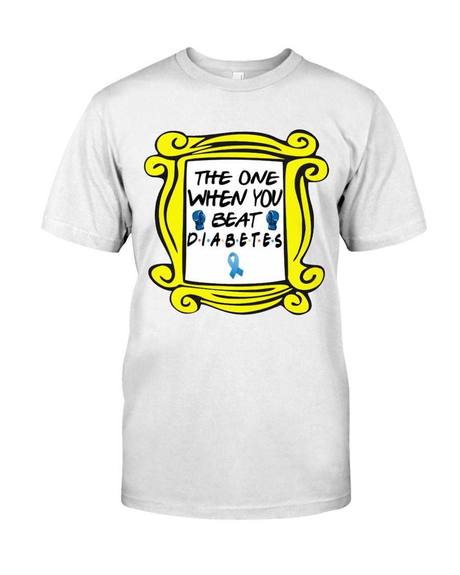 Diabetes Beat Classic T-Shirt