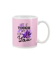 Fibromyalgia Life is tough Mug thumbnail