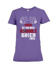 Taken by biker Premium Fit Ladies Tee thumbnail