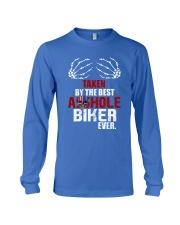 Taken by biker Long Sleeve Tee thumbnail