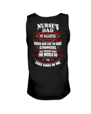 Nurse's Dad Unisex Tank tile