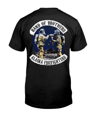 Firefighter Alaska