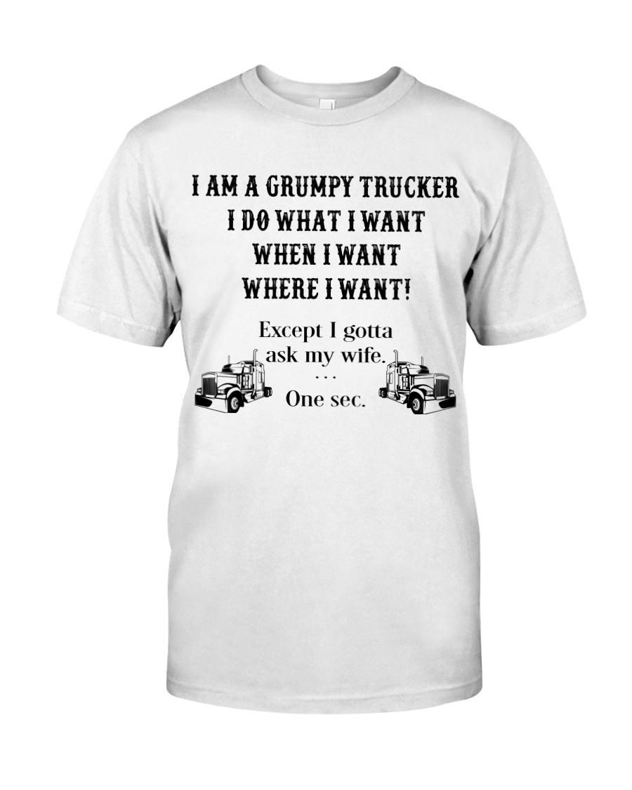 Trucker Classic T-Shirt