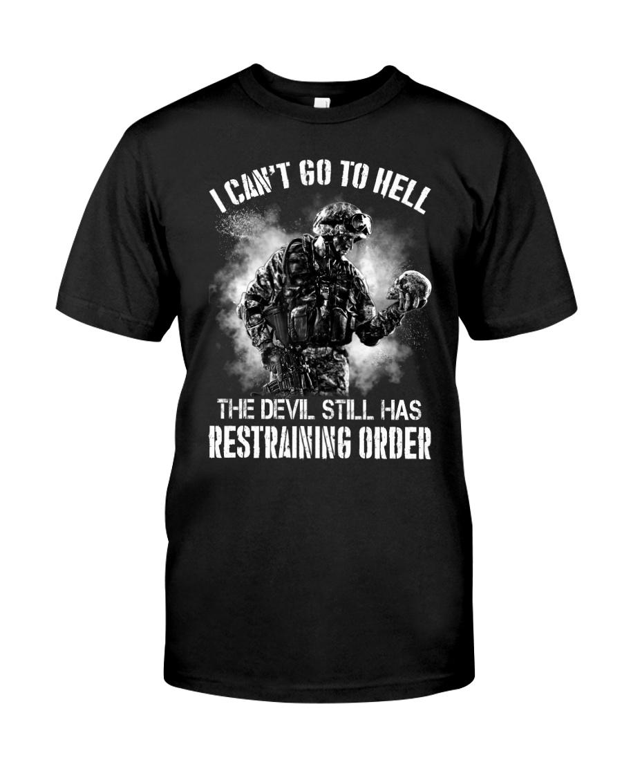 Veteran Classic T-Shirt