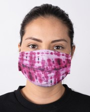 Pink Tie Dye Cloth face mask aos-face-mask-lifestyle-01
