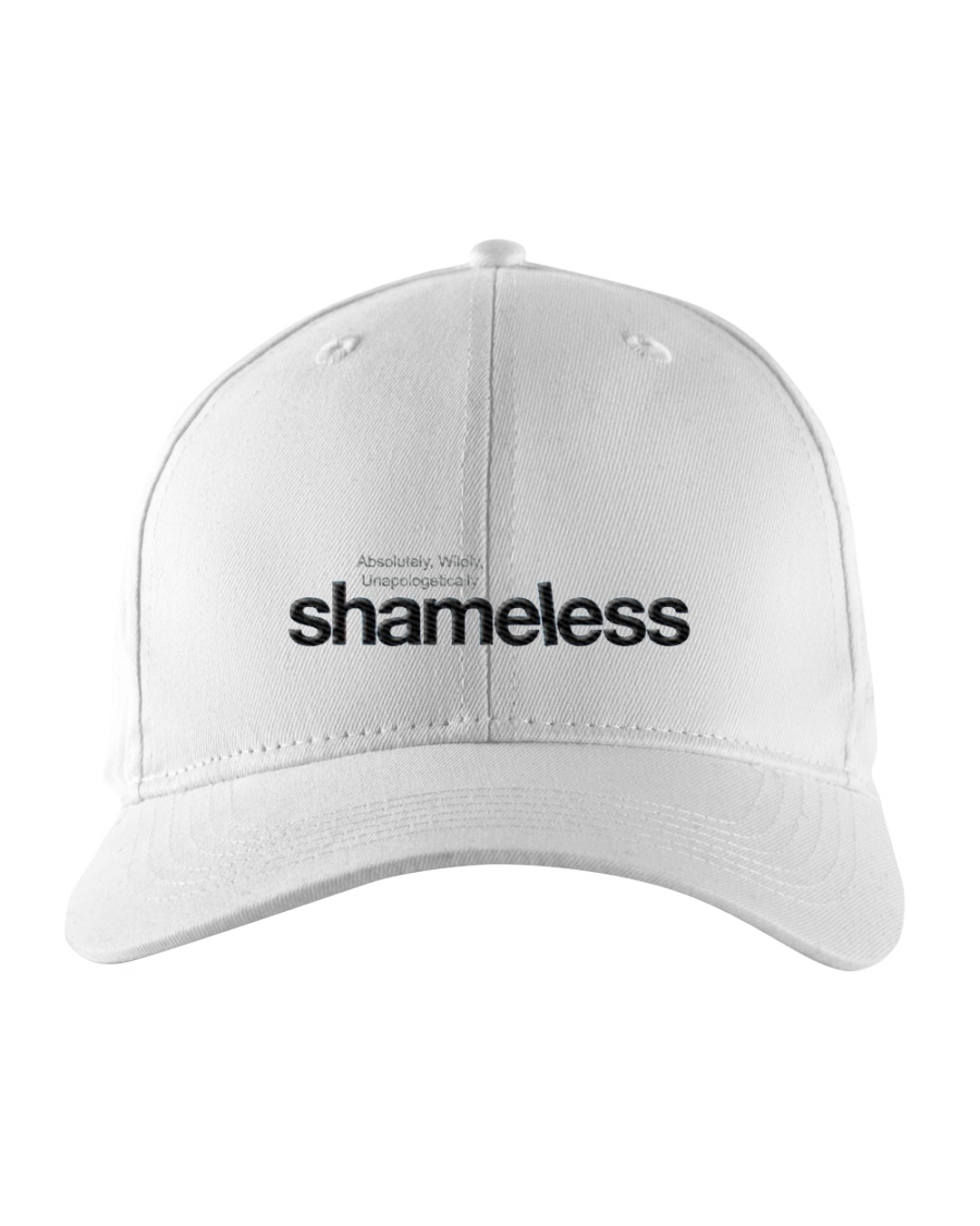 Shameless Hat Embroidered Hat