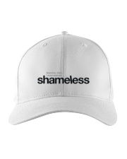Shameless Hat Embroidered Hat front