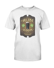 Alibi Room Shirt Classic T-Shirt front