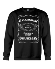SHAMELESS CHICAGO'S FINEST ADULT SHORT SLEEVE T-SH Crewneck Sweatshirt thumbnail
