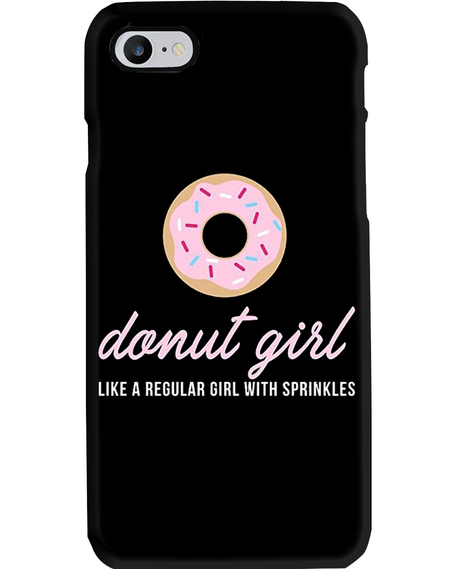 Limited Edition - Donut Girl Phone Case