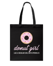 Limited Edition - Donut Girl Tote Bag thumbnail