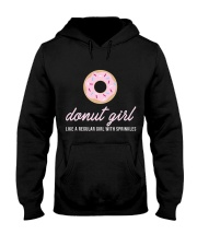 Limited Edition - Donut Girl Hooded Sweatshirt thumbnail