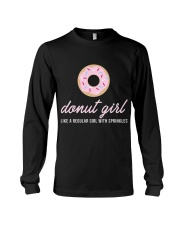 Limited Edition - Donut Girl Long Sleeve Tee thumbnail